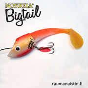 "Nokkela BigTail  ""Orange"""